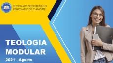CURSO DE TEOLOGIA MODULAR 2021/02